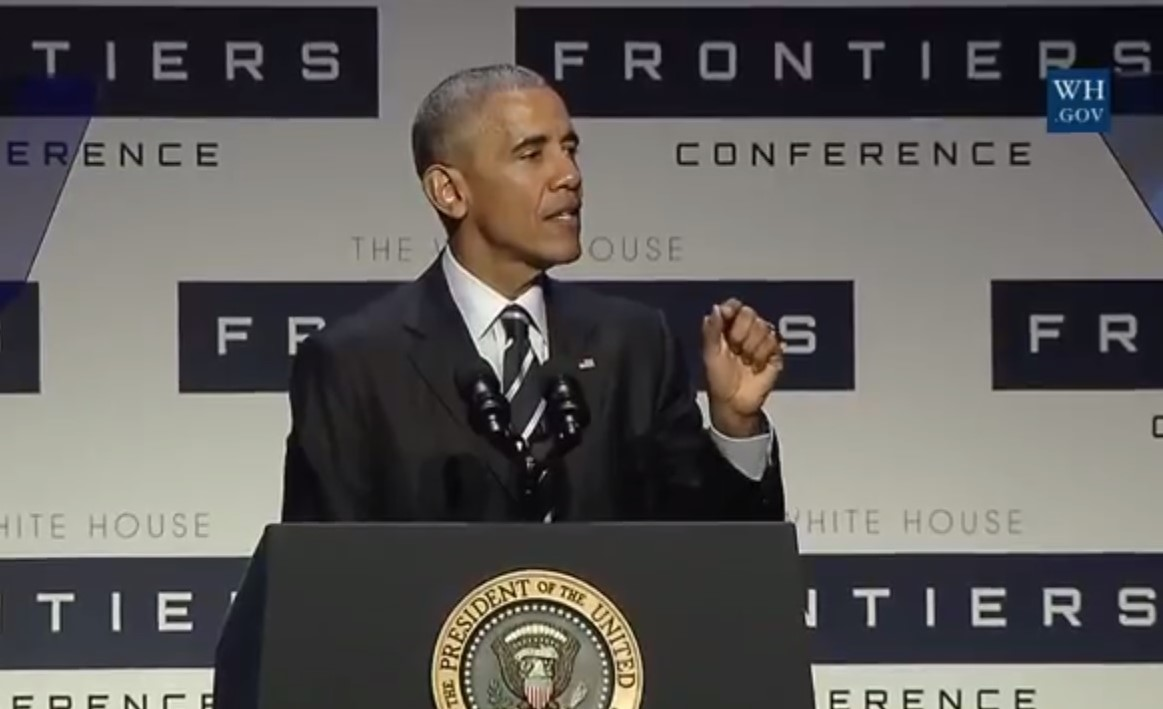 Obama goes into full (and feisty) geek mode – GeekWire