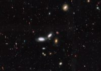 GOODS survey of distant universe