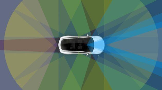 Tesla autonomy
