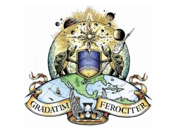 Blue Origin coat of arms