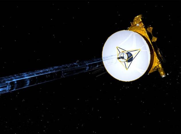 pluto spacecraft new arrival horizon - photo #15