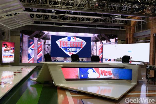Turner Studios - MLB. Photo by Kevin Lisota/GeekWire