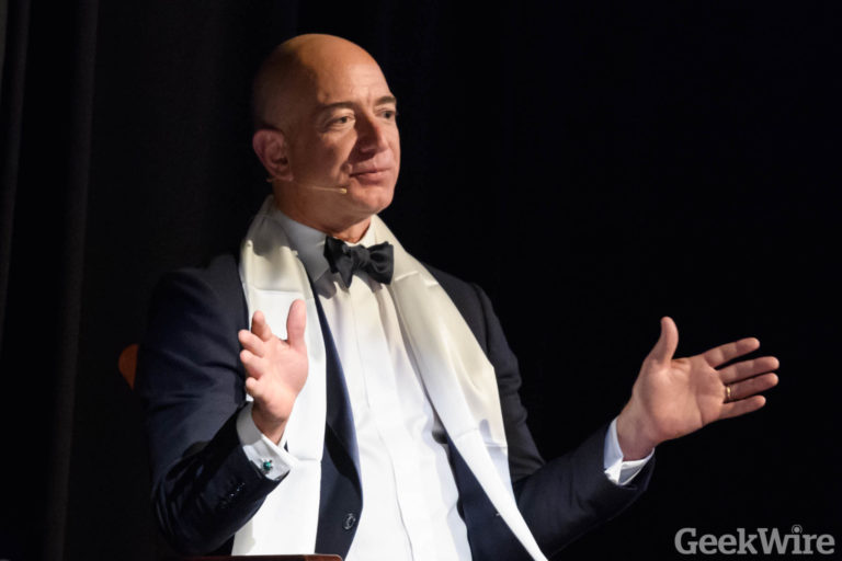 Image result for hail bezos""