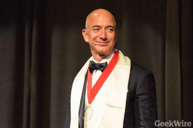 Bezos And Other Amazon Execs Back Colorado Republican S Senate Re