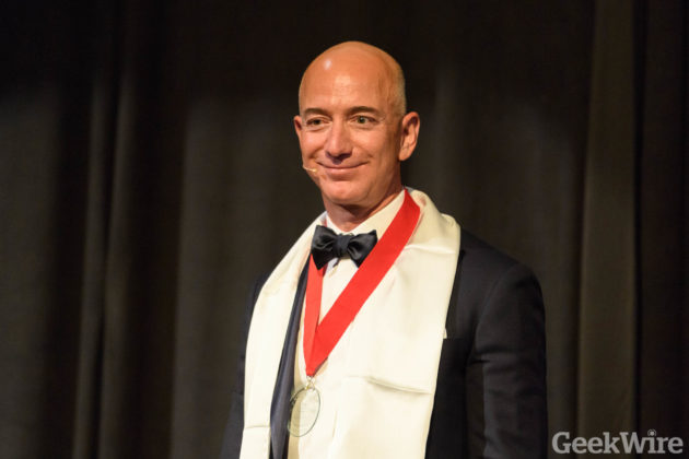 Jeff Bezos Tweets Thanks For Philanthropic Ideas And Promises More