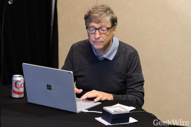 Geekiest game in town': Bill Gates joins world's best bridge