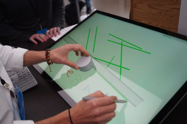 Hands On Microsofts Surface Studio And Dial Could Change The Game