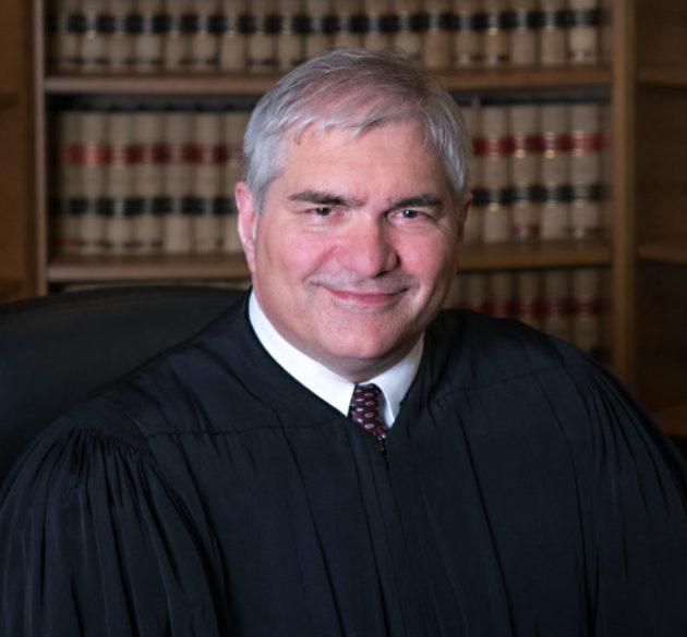 Dave Larson, candidate for Washington state Supreme Court.