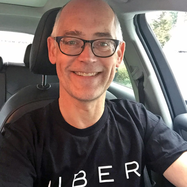 Danny Lange, Uber's head of machine learning