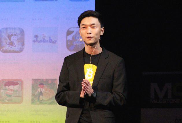 CakeCodes CEO Simon Yu.