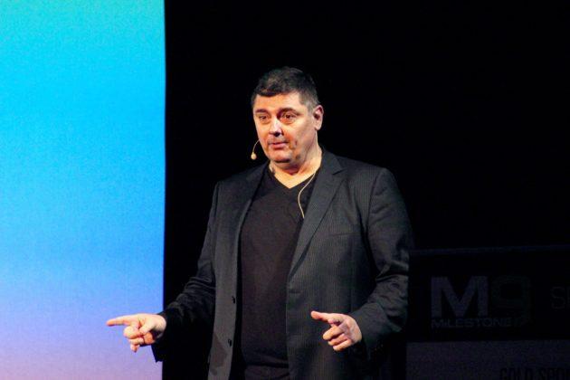 Adzsio CEO Damir Wallener.