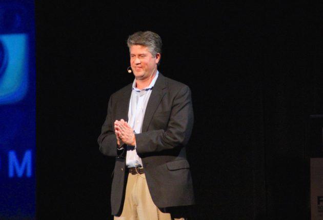 CharityCheckin CEO Marsh Sutherland.