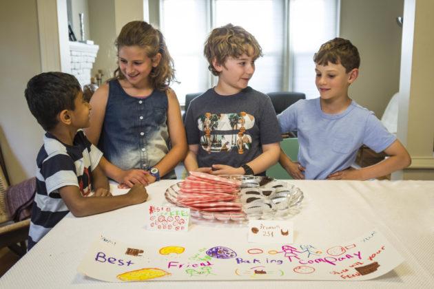 Venture Kits teaches kids about entrepreneurship through play.