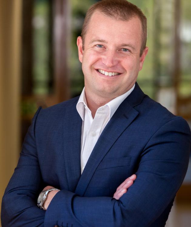 Qorus CEO Ray Meiring.