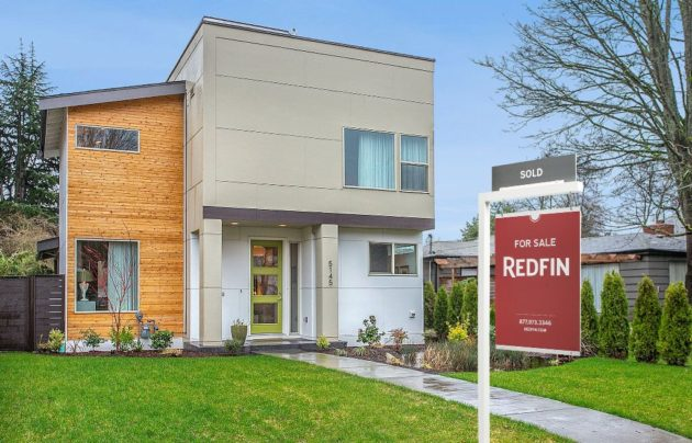Redfin listing