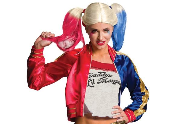 Harley Quinn costume
