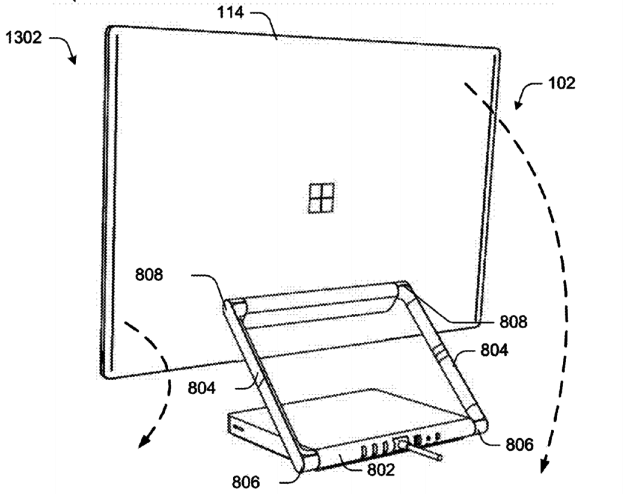Surface-PC-patent