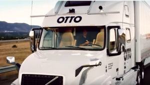YouTube Wired Otto truck