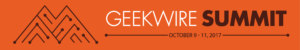 GeekWire Summit 2017, presented by Bank of America