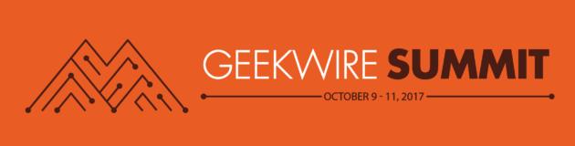 GeekWire Summit 2017, presented by Bank of America