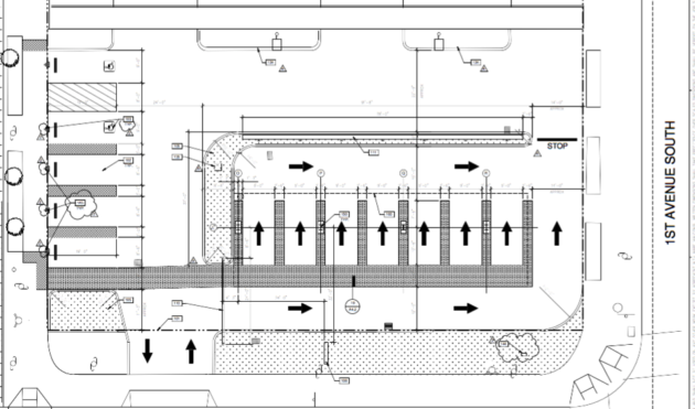 Second Amazon Drive Store Seattle Filings Link Tech Giant Mystery Project Starbucks Hq on Amazon Seattle Headquarters Floor Plan