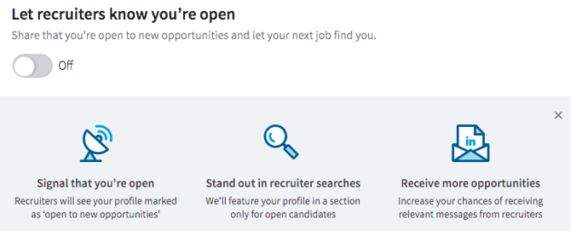 linkedin - Why Are You Looking For A New Job