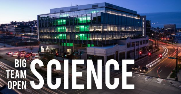 Allen Institute executives say their operation can serve as a model for future research.