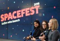 SpaceFest panel