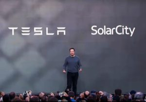 Tesla-SolarCity unveiling by Elon Musk