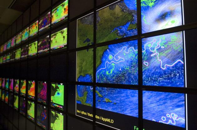 Image: NASA cloud computing