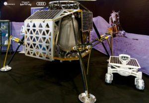 PTScientists lunar spacecraft