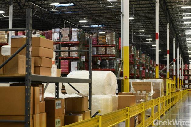 Transgender ex-employee sues Amazon, alleging 'unrelenting discrimination and harassment' in Kentucky warehouse