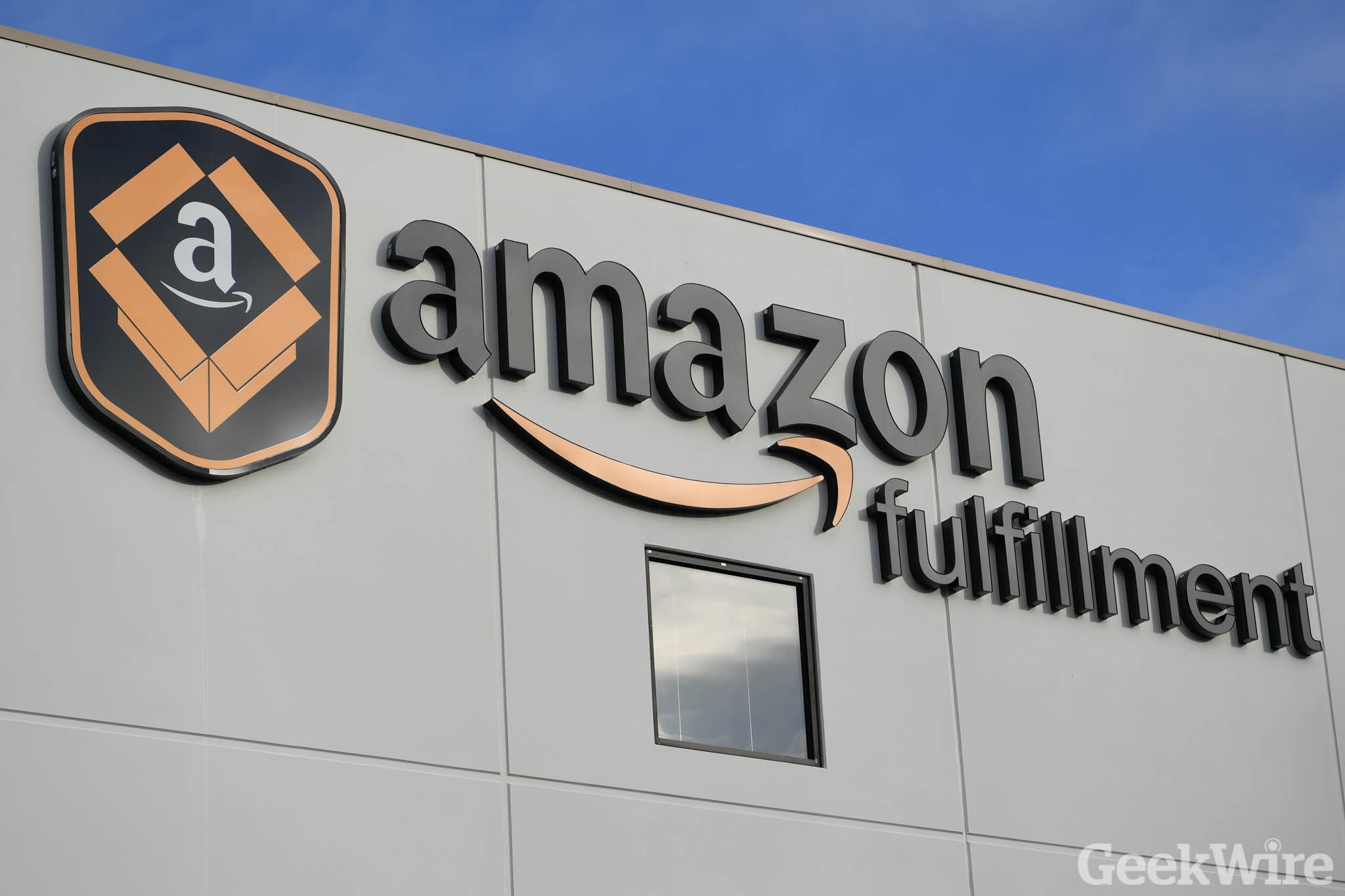 Amazon calls Bernie Sanders' crusade for warehouse workers