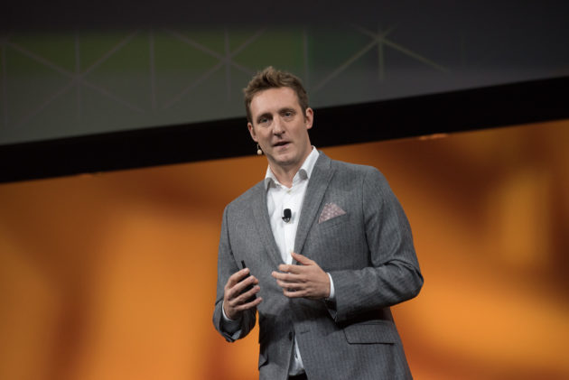 Matt Wood, AWS's general manager of product strategies. (AWS photo)