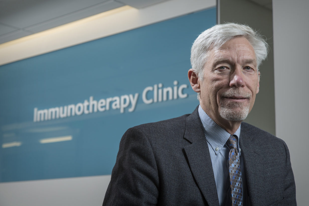 Fred Hutch Unveils First Of Its Kind Immunotherapy Clinic, Named After  Bezos Family
