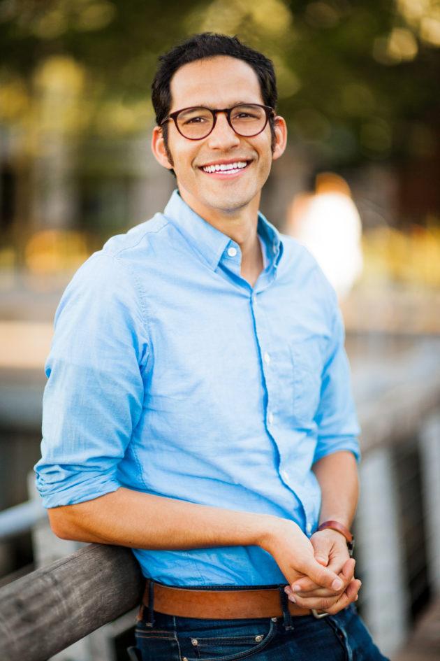 Garmentory CEO John Scrofano. Photo via Garmentory.