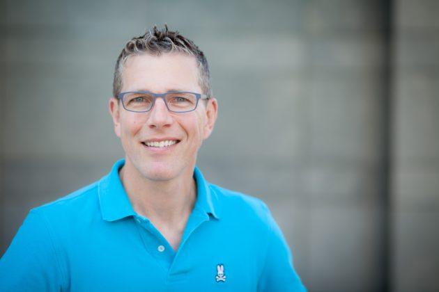 Limeade CEO Henry Albrecht. Photo: Limeade.