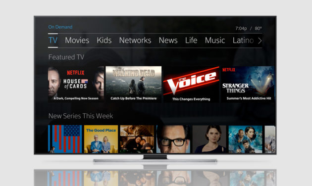 Comcast launching Netflix nationwide on X1 platform