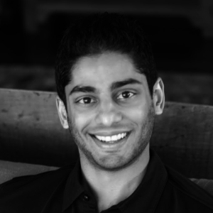 Nevin Shetty, CEO of Blueprint Registry
