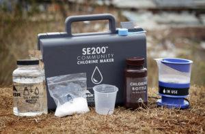 The SE200 kit. Photo via PATH, Mountain Safety Research.