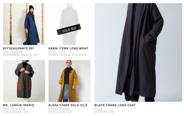 157835c047 Garmentory has raised more cash as the company grows its e-commerce  platform for independent fashion boutiques and designers.