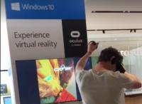 VR Microsoft