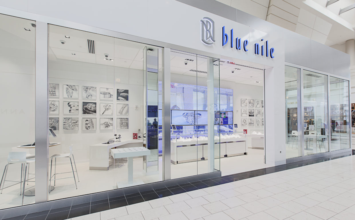 Online Jeweler Blue Nile Opens Fifth Brick And Mortar Showroom This