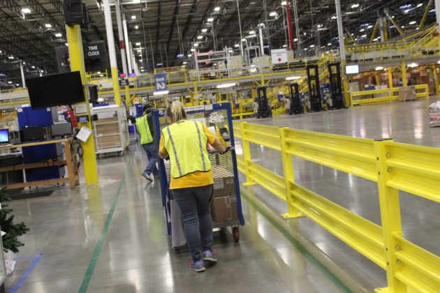 Amazon to Retrain a Third of Employees in $700 Million 'Upskilling' Effort