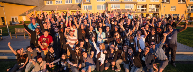 The fast-growing Auth0 team