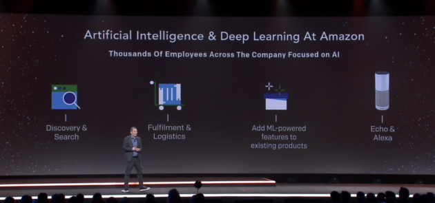 Amazon launches new artificial intelligence services for ...