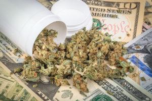 legal marijuana sales