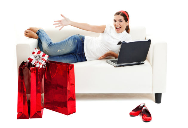 The convenience of online shopping has made Cyber Monday one of the biggest holiday shopping days. (Bigstock Photo)