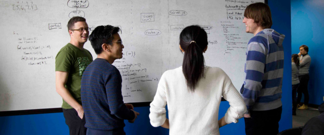 Students at Coding Dojo