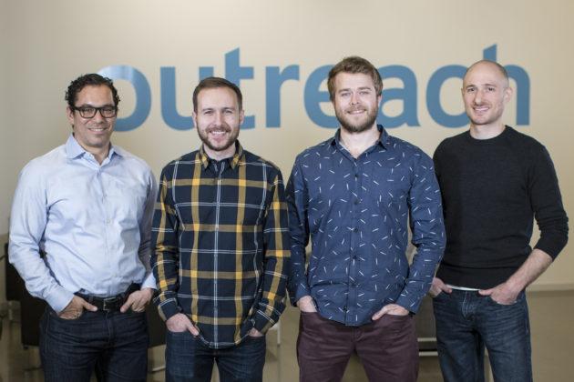 The Outreach team (Photo / Outreach)